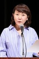 キングレコード歌謡選手権北海道地区大会・斉藤こずゑさん(HBCラジオパーソナリティ) 小.jpg
